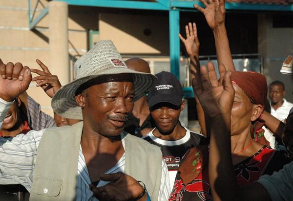 I Bushmen del Botswana hanno vinto la causa contro la loro deportazione