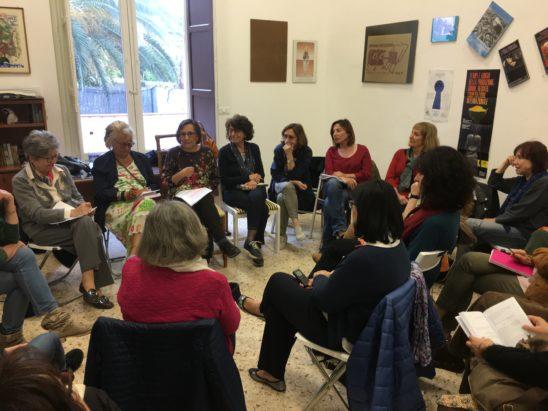 Una serata entusiasmante alla Casa Mediterranea delle Donne di Palermo